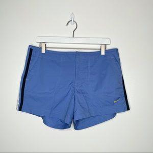 Nike Blue Women's Shorts Large